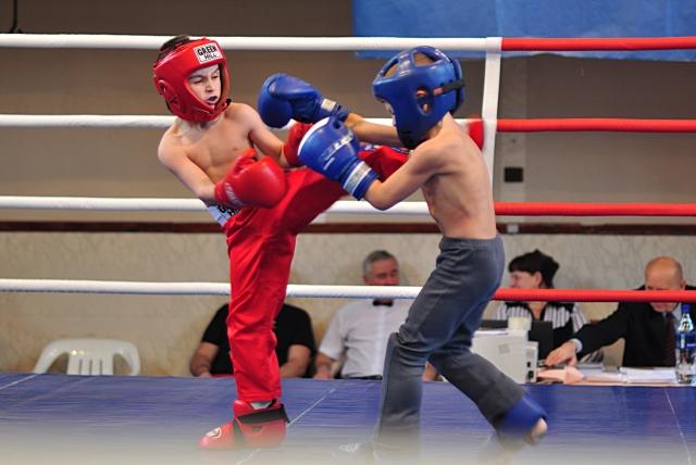 kickboxning – Ingen skuggspark