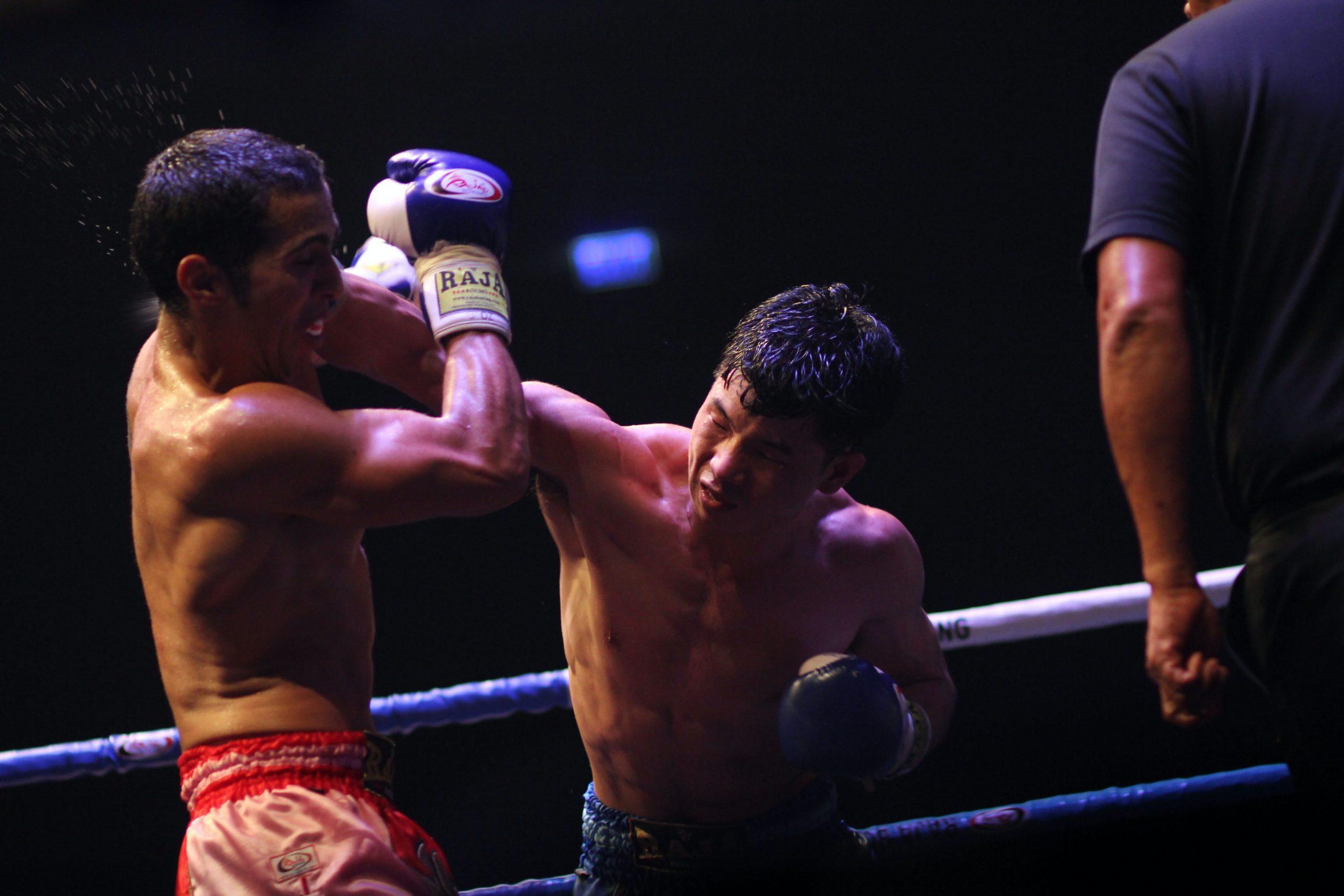 De mest vansinniga våldshandlingarna i kickboxningshistorien